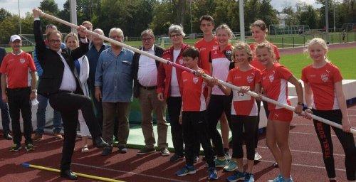 Leichtathletik in Neuss: Sprintertag mit Neueröffnung