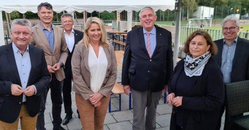 Besuch bei CDU Neuss: Minister fordert Ergänzung zur Rente