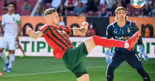 0:1 in Augsburg: Darum war Borussias Darbietung enttäuschend