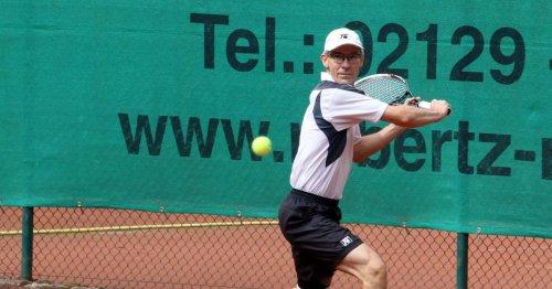 Tennis: RTC-Herren 50 greift nach dem Titel