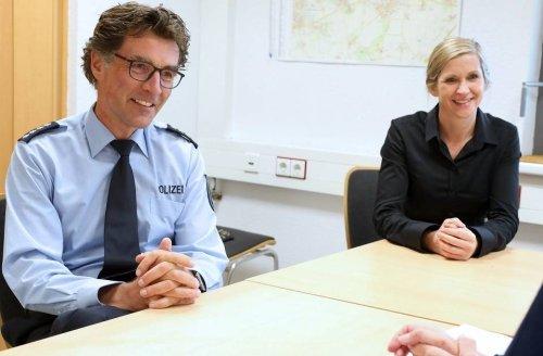 """Interview in der Polizeiwache in Korschenbroich: """"Ermittlungen zum Sexualdelikt dauern an"""""""
