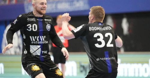 Handball-Bundesliga: BHC jubelt über Siegtor in letzter Sekunde