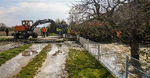 Elf Vorfälle in Willich seit Dezember: Immer wieder Schäden durch den Glasfaser-Ausbau in Willich