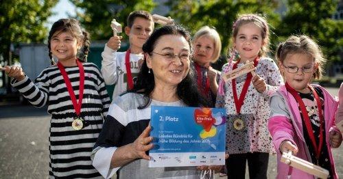"""Kitas in Monheim: """"Moki"""" gewinnt Deutschen Kita-Preis"""