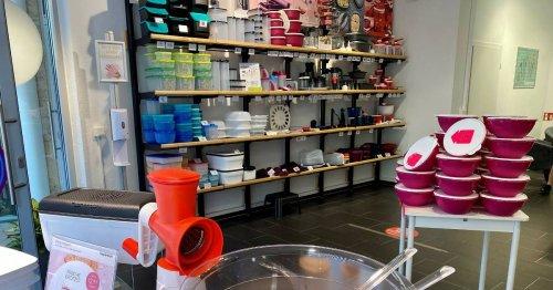 In der Innenstadt: Neuer Tupperware-Laden in Kleve eröffnet