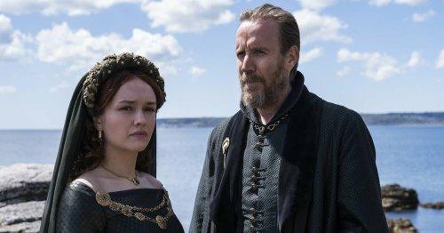 """Game of Thrones""-Ableger: Erste Bilder vom ""House of the Dragon""-Set"