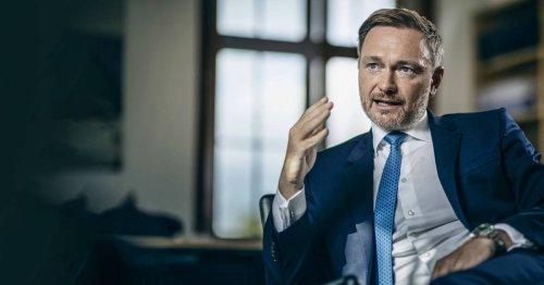 """FDP-Chef Christian Lindner im Interview: """"Die Entlastung kleinerer und mittlerer Einkommen halte ich für nötig"""""""
