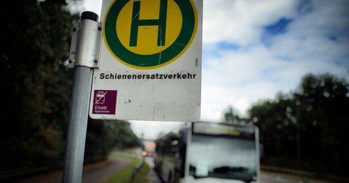 Niersexpress: Busse statt Bahnen