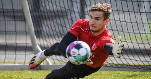 0:0 bei Fortuna Köln: Dennis Gorka sichert Fortunas U23 Achtungserfolg