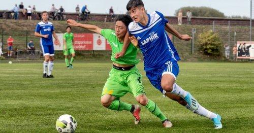 Fußball, Oberliga: Gümüs schießt FCM zum Auswärtssieg