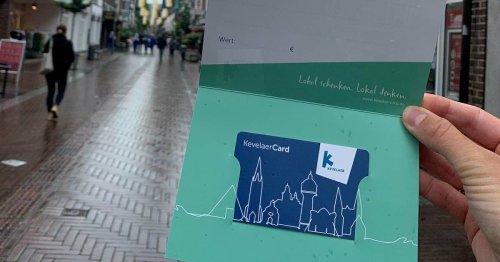 Große Nachfrage nach der neuen Kevelaer Card: Gutscheine mit Rabatt sind sehr gefragt