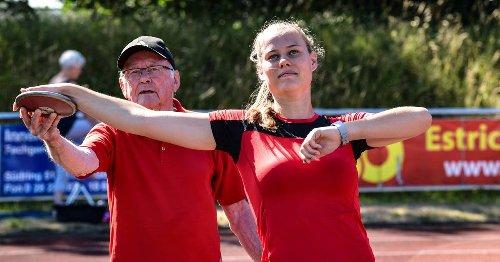 Leichtathletik: Jule Gipmann bei Werfertagen in Halle auf Platz elf