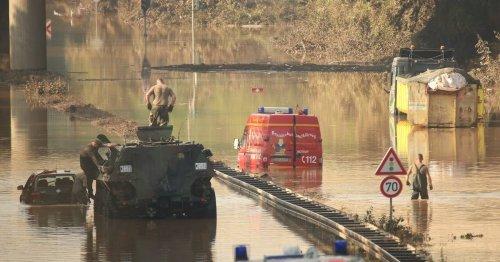 Katastrophenhilfe: Ein neues Bild der Bundeswehr