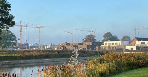 Wie ein Neubaugebiet entsteht: Wie das Neu-See-Land Wohnraum für mehr als 1200 Menschen bieten soll