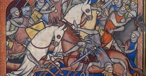 Duisburger Geschichten und Geschichte: Die Barbaren kamen aus Europa