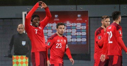 """Borusse überzeugt wieder für die Schweiz: """"Brillanter"""" Embolo beschenkt sich mit einem Doppelpack"""