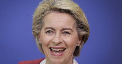 """Negativpreis für EU-Kommissionspräsidentin: Ursula von der Leyen zur """"Sprachpanscherin 2021"""" gekürt"""