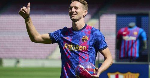 Erstmals in der Königsklasse gegen die Bayern?: Ein Ex-Borussen-Duo bei Barca, mit dem so nicht zu rechnen war