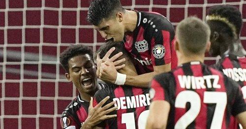 2:1-Sieg in der Europa League: Wirtz wendet Bayers Blamage gegen Budapest ab