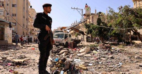 Nahostkonflikt: Israels Luftwaffe zerstört weitere Gebäude in Gaza – EU ruft zu Zurückhaltung auf