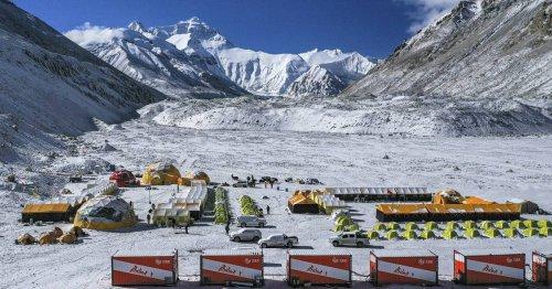 Höchster Berg der Welt: China untersagt Touren auf den Mount Everest - aus Angst vor Corona-Infektionen