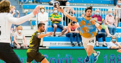 Starker Auftritt: Ein Handballfest zur Rückkehr der Zuschauer