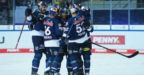 Spiel gegen Mannheim verlegt: 14 Spieler und vier Betreuer von Red Bull München in Quarantäne