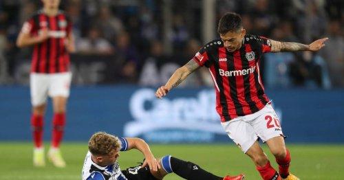 Wadenverletzung: Charles Aránguiz fehlt Bayer 04 bis Mitte November
