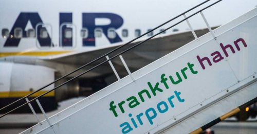 Rheinland-Pfalz: Flughafen Frankfurt-Hahn meldet Insolvenz an