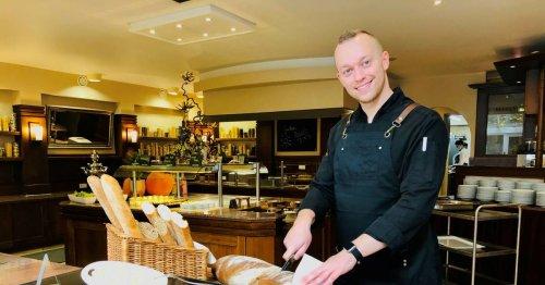 Kochte in London, Wien und auf der MS Europa: Das ist der neue Küchenchef im Tannenhäuschen