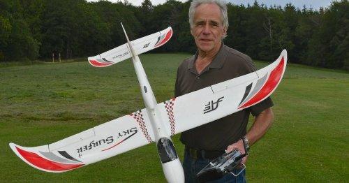 Luftsportclub Radevormwald feiert 60-jähriges Bestehen: Modellflug als naturnahes Vergnügen