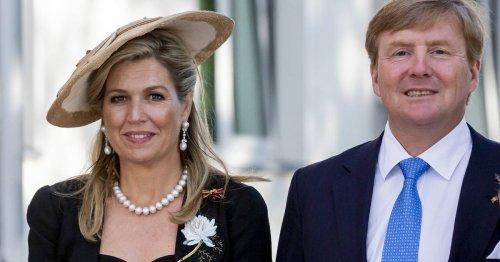 Royaler Besuch: Oranje-Paar Willem-Alexander und Máxima in Berlin