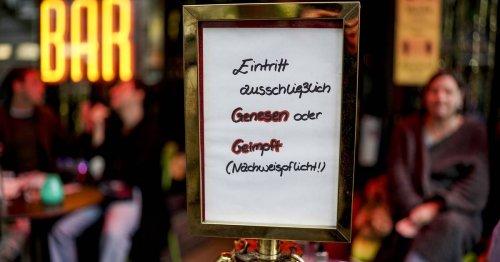 Corona-Newsblog: Düsseldorf führt 2G-Regel für eigene Veranstaltungen ein