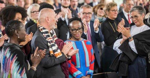 """Friedensverleihung in der Frankfurter Paulskirche: """"Wir denken, also sind wir"""" - warum wir eine neue Aufklärung brauchen"""