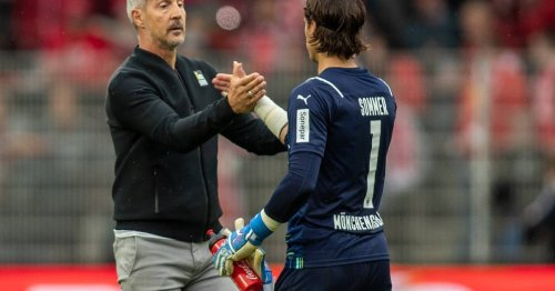 Schnitt sinkt Spiel für Spiel: Wie Borussia bei den Gegentoren die Kurve gekriegt hat