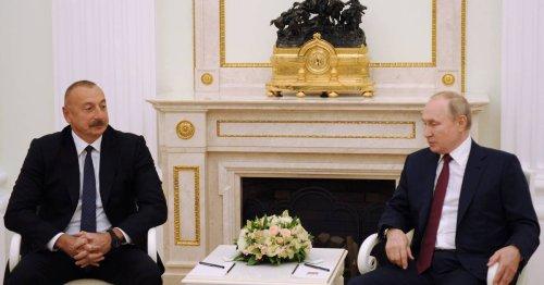 """Aserbaidschan-Connection: """"Für Geld und Kaviar"""""""