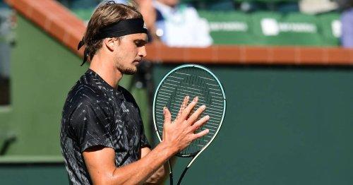 Masters in Indian Wells: Zverev vergibt Matchbälle und scheidet aus
