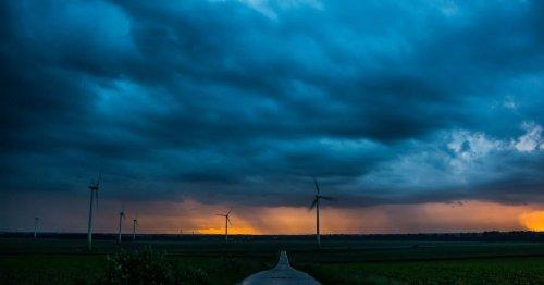 Unwetter am Dienstag: Wetterdienst warnt vor Starkregen im Südwesten von NRW