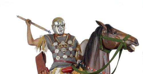 Vortrag im Xantener Römermuseum: Archäologe räumt mit Klischees über Germanen auf