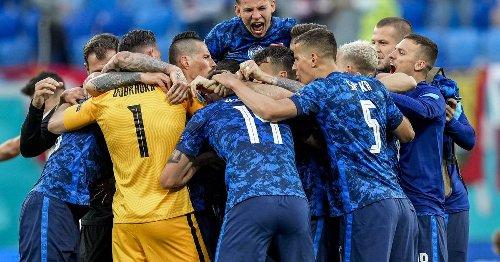 Borussias Mittelfeldspieler: Bénes jubelt mit der Slowakei über Auftaktsieg