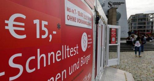 Seit Ende der Gratis-Tests: Deutlich weniger Menschen in NRW lassen sich auf Corona testen