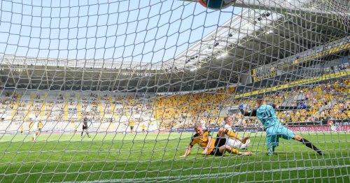 2. Bundesliga: Dresden nimmt Ingolstadt auseinander, Fehlstart für Rostock