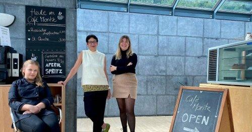 An der Tiergartenstraße: Neues Leben im Klever Café Moritz