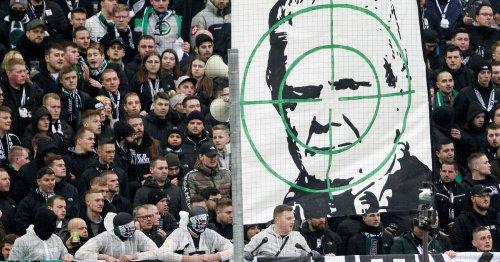 Plakat-Eklat im Borussia-Park: Gladbachs Fanszene hat Ernst der Lage nicht verstanden