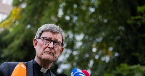 """Mehrmonatige Auszeit: """"Wir sind Kirche"""" fordert Kardinal Woelki zu Gehaltsverzicht auf"""