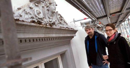 Ratinger Denkmalschutz: Kloster-Fassade muss saniert werden