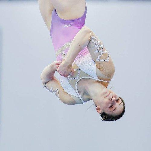 Turnen: Sarah Voss löst Ticket für Olympische Spiele