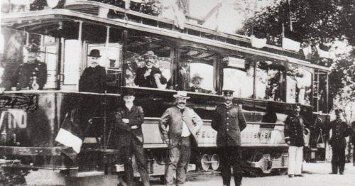Willicher Stadtgeschichte: Wie Willich zu Strom und Straßenbahn kam