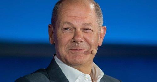 """Olaf Scholz bei """"Brigitte Live"""": Scholzig, schlumpfig, siegesgewiss"""