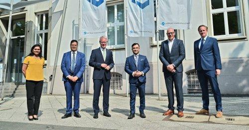 IHK-Treffen: Zusammenarbeit von Indien und mittlerem Niederrhein soll gestärkt werden